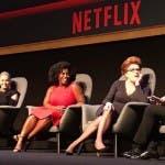 Chelsea Handler, Uzo Aduba, Kate Mulgrew