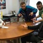 Emigratis 2 - Pio e Amedeo con Alvaro Vitali e Rocco Siffredi