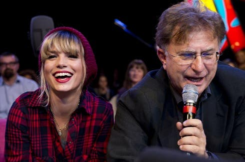 Emma Marrone e Red Ronnie