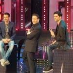 Furore, Alessandro Greco con Gigi e Ross