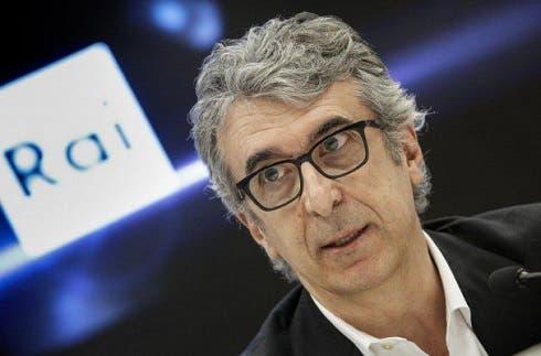 Gabriele Romagnoli (direttore RaiSport)