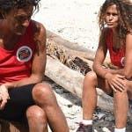 Giulio Base e Samantha De Grenet