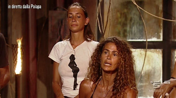 Isola dei Famosi 2017 - Samantha e Malena