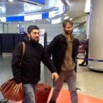 Luca Chianca e Paolo Palermo, inviati di Report