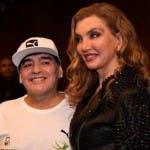 Maradona, Milly Carlucci