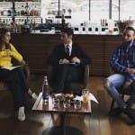 Conferenza stampa di Miraculous (Gaia, Massimo Bruno, Briga)