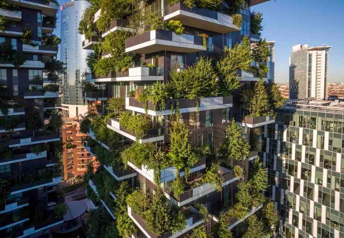 Planet Earth 2 - Bosco Verticale Milano