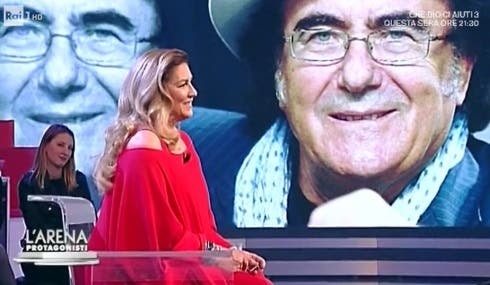 Romina Power a L'Arena