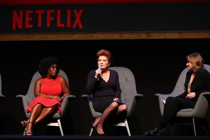 Uzo Aduba e Kate Mulgrew