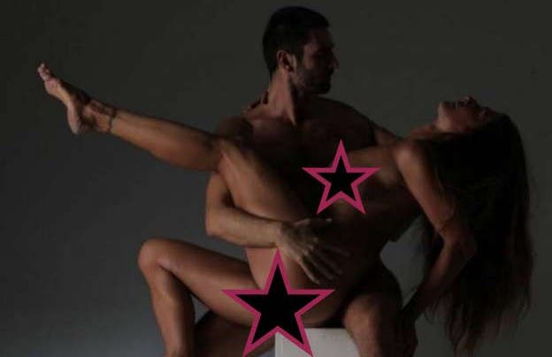Antonio Palmese nudo su Instagram