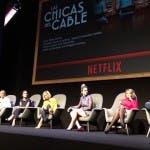 Il panel di Las Chicas del Cable