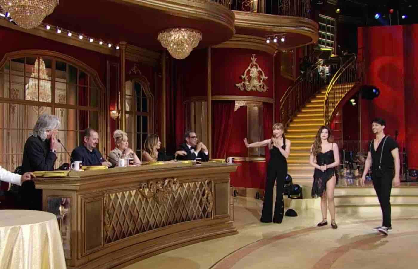 Ballando con le Stelle 2017 - Alba VS Selvaggia