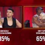 I risultati dello spareggio finale tra Basile e Oney Tapia