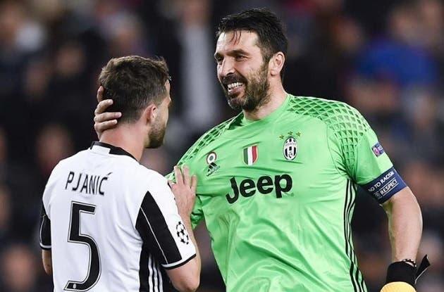 Barcellona - Juventus (da Facebook)