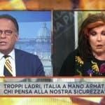 Dalla Vostra Parte, Patrizia De Blanck vs Alessandro Cecchi Paone