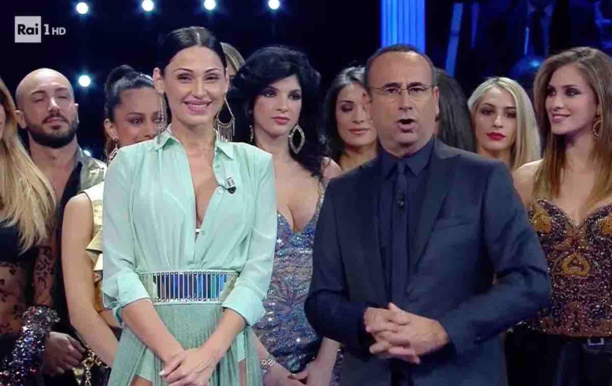 I Migliori Anni 2017 - Anna Tatangelo e Carlo Conti