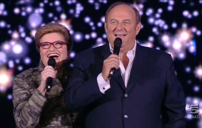 Mara Maionchi e Gerry Scotti