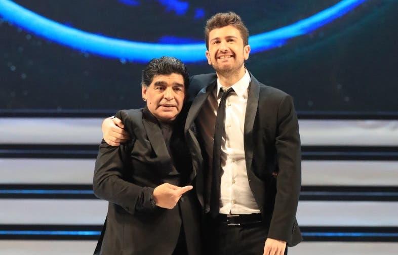 Maradona e Siani - Tre Volte 10