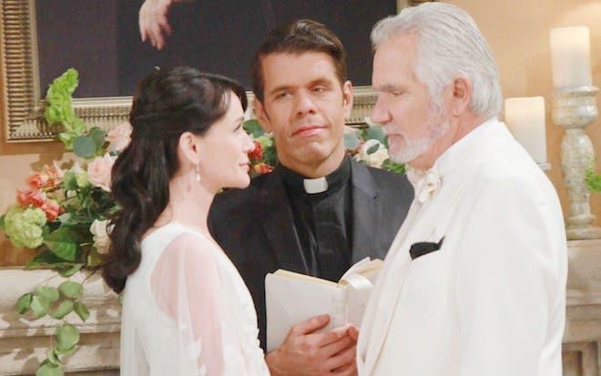 Beautiful - Matrimonio tra Eric e Quinn
