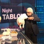 NIGHT TABLOID BRIATORE