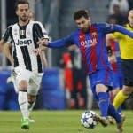 Pjanic e Messi