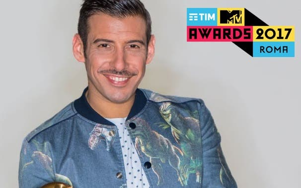 TIM MTV Awards 2017 - Francesco Gabbani