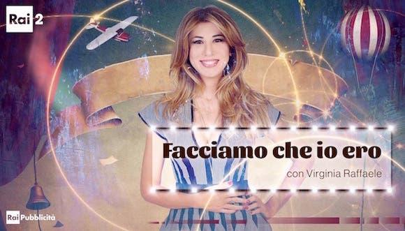 Virginia Raffaele Facciamo che io ero