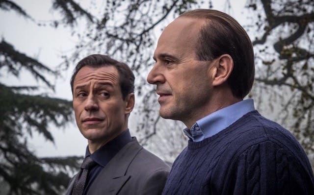 1993 - Silvio Berlusconi e Stefano Accorsi