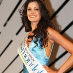 Alice Taticchi Miss Mondo Italia 2009