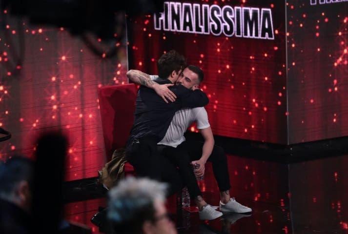Andreas e Riccardo - Finale Amici 2017
