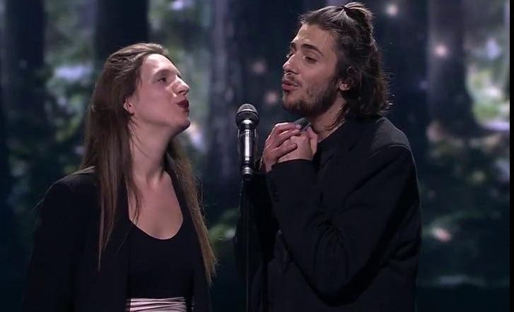 ascolti eurovision song contest