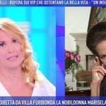 Barbara d'Urso vs Marisela Federici