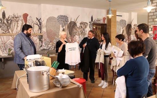 Cucine da Incubo Villa Rugantino