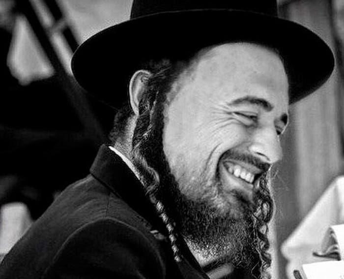 Chef Rubio nei panni di un Rabbino