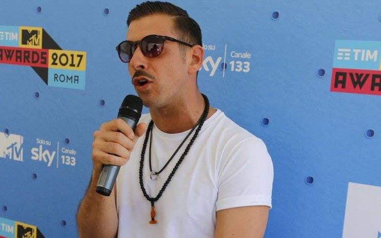 francesco gabbani mtv awards