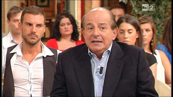 Giancarlo Magalli - I Fatti Vostri