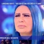 Loredana Bertè, Domenica Live