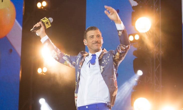 mtv awards gabbani