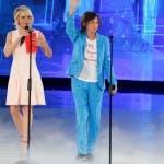 Maria De Filippi e Gianna Nannini - Amici 2017