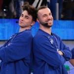 Amici 2017: Riccardo Marcuzzo e Andreas Muller