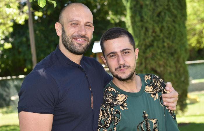 Roberto Bertolini e Andrea Pinna