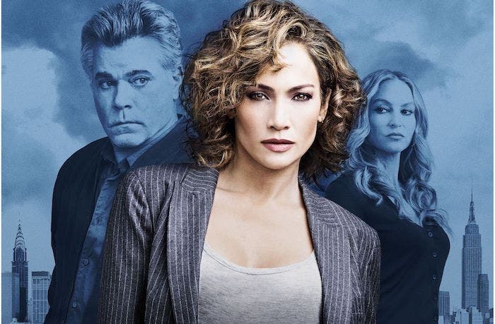 Shades of Blue su Canale 5
