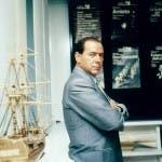 Il vero Silvio Berlusconi dell'epoca