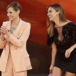 Simona Ventura e Belen Rodriguez - Terza puntata Selfie 2