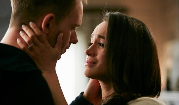 Suits 6 - Meghan Markle,  Patrick J. Adams