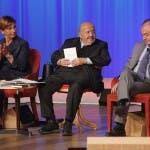 Tina Montinaro, Maurizio Costanzo, Nicola Gratteri_1AC8553