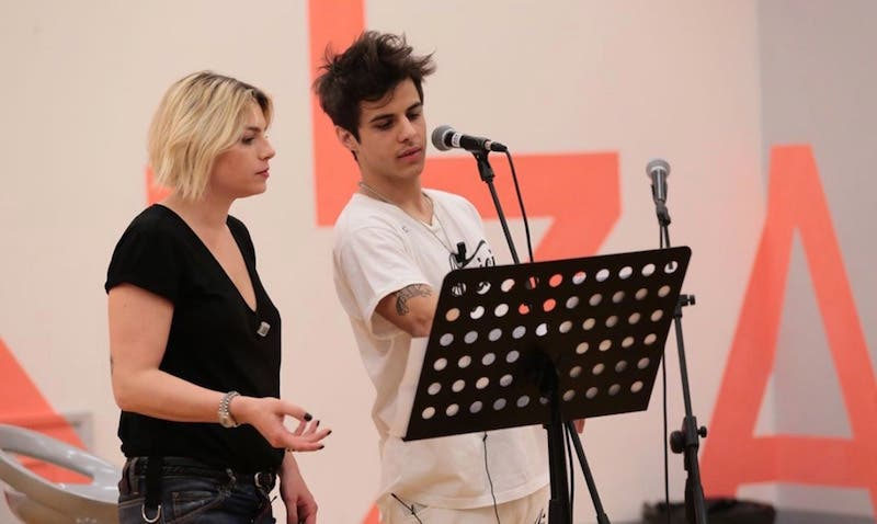 emma e mike bird amici