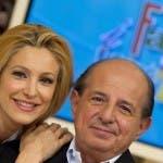 Adriana Volpe e Giancarlo Magalli, fatti vostri