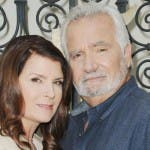 Beautiful - Sheila (Kimberly Brown) ed Eric (John McCook)