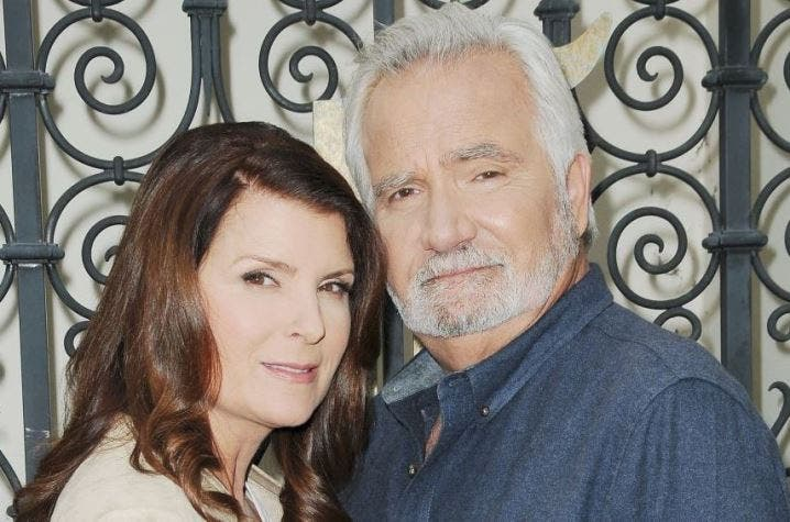 Beautiful - Sheila (Kimberly Brown) ed Eric (John McCook)